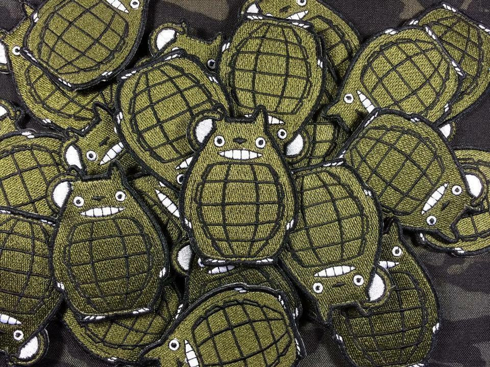 Totoro Grenade - Morale Patch By Oni Gear Industries