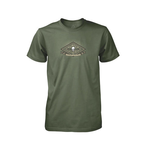 PDW Hunter Gatherer V1 T-Shirt - Lieutenant
