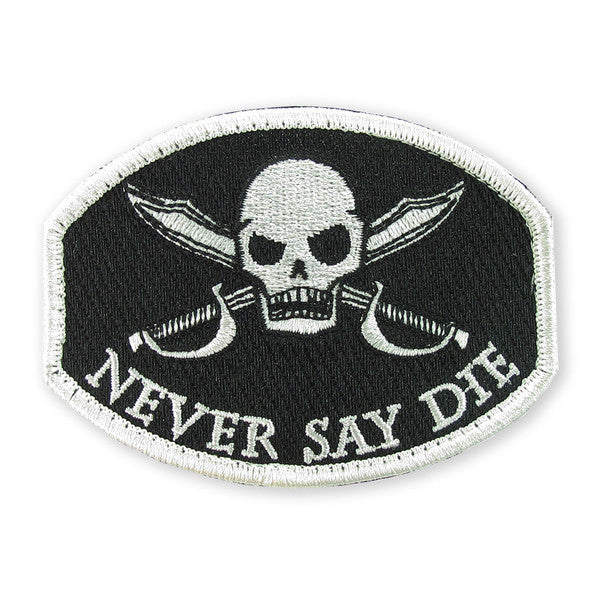 PDW Never Say Die Morale Patch