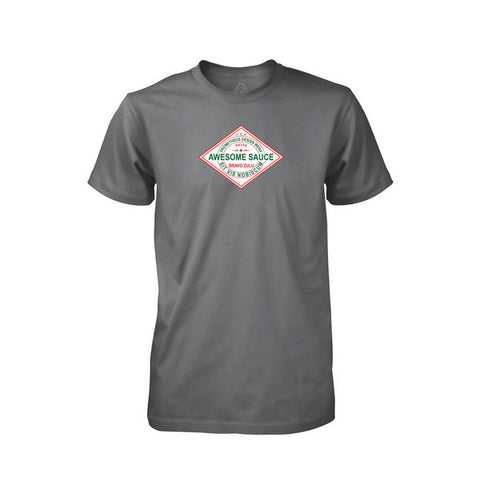 PDW Awesome Sauce T-Shirt - Asphalt