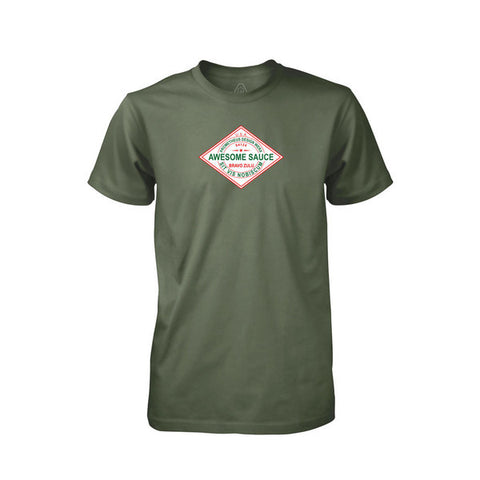 PDW Awesome Sauce T-Shirt - Lieutenant