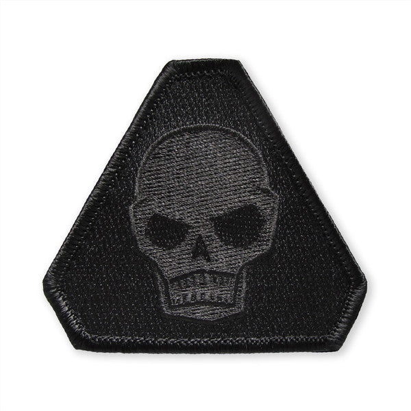 PDW Memento Mori Black Out Morale Patch