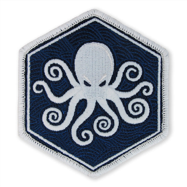 SPD Kraken Hex GID Morale Patch