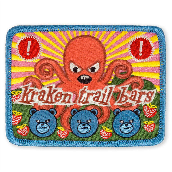 SPD Kraken Trail Bar Morale Patch