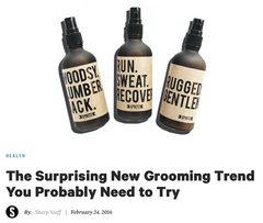 The Surprising New Grooming Trend You Probably Need to Try | Sharp Magazine