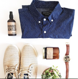 Happy Spritz Rugged Gentleman | Essential Oils for Men