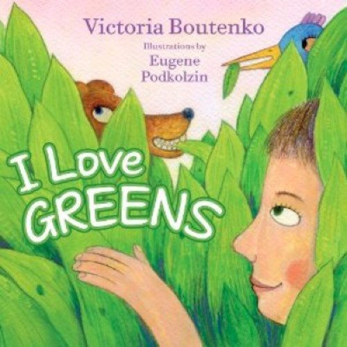 BOOK: I Love Greens