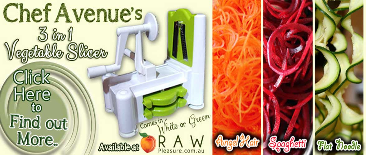 Chef Avenue Vegetable Slicer