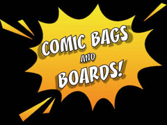 Comic Collecting Supplies
