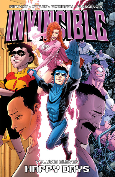 Invincible Vol 11 : Happy Days Tpb