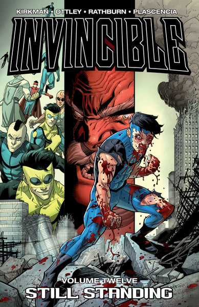 Invincible Vol 12 : Still Standing Tpb