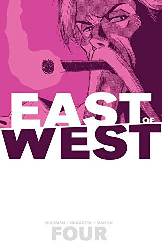 East of West Volume 4 Tpb
