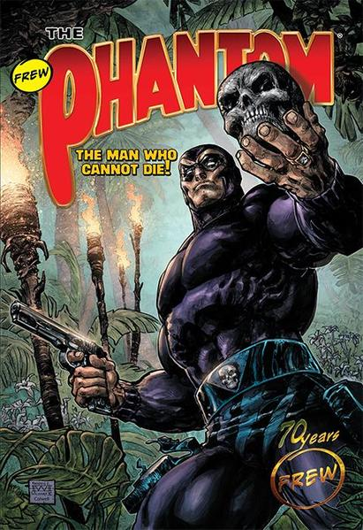 The Phantom - The Man who cannot Die! Tpb