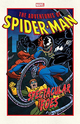 ADVENTURES OF SPIDER-MAN - SPECTACULAR FOES TPB