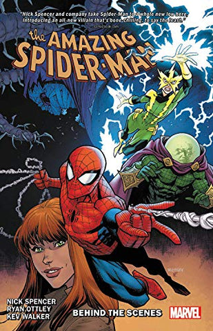 Amazing Spider-man By Nick Spencer Vol 05 - Behind Scenes Tpb