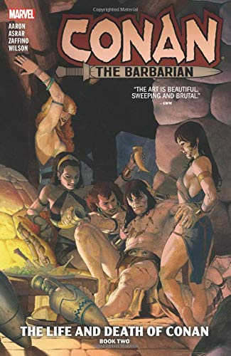 CONAN THE BARBARIAN VOL 02 - LIFE AND DEATH OF CONAN BOOK TWO TPB