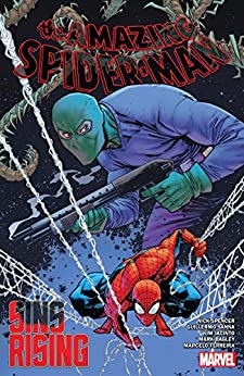 Amazing Spider-man By Nick Spencer Vol 09- Sins Rising Tpb