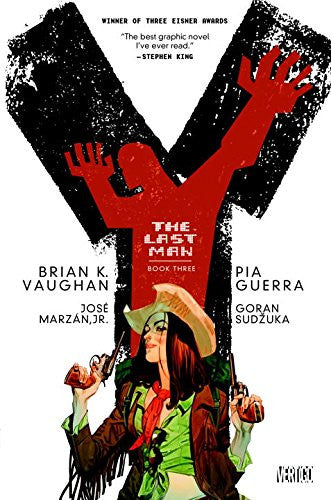Y the Last Man : Book 3