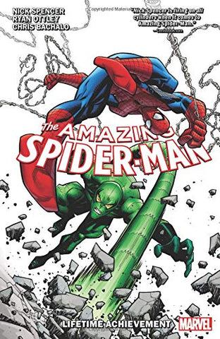 Amazing Spider-man By Nick Spencer Vol 03 - Lifetime Achievement Tpb