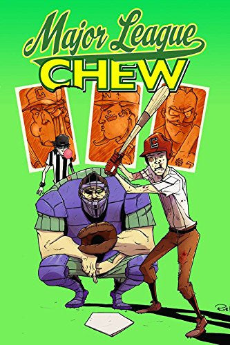 Chew Volume 05 : Major League Tpb