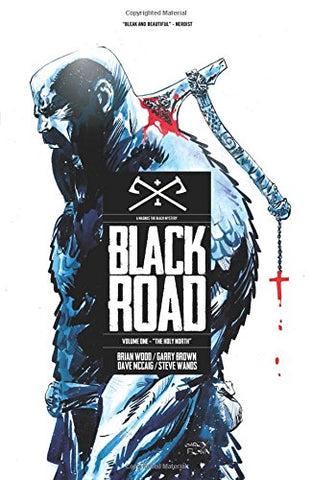 Black Road Vol 1: The Holy North Tpb