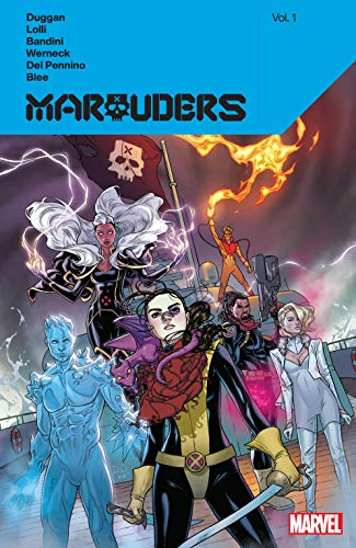 MARAUDERS BY GERRY DUGGAN VOL 01 TPB