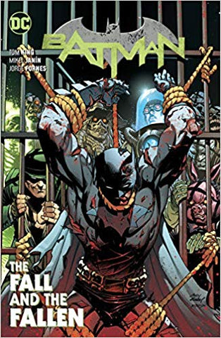 Batman Vol 11 : The Fall and the Fallen (Rebirth) Tpb