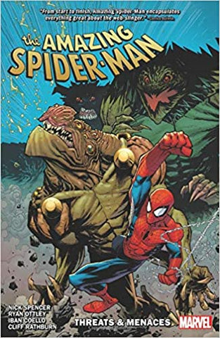 Amazing Spider-man By Nick Spencer Vol 08 - Threats & Menaces Tpb