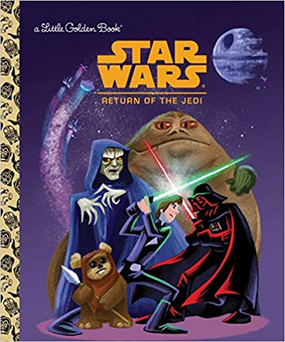 Star Wars : Return of the Jedi (Star Wars) - Little Golden Book