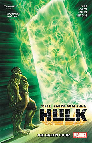 IMMORTAL HULK VOL 2 - GREEN DOOR TPB