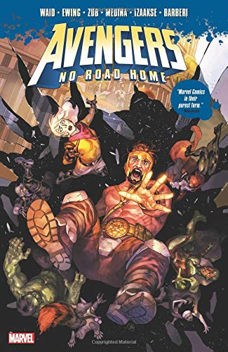 AVENGERS - NO ROAD HOME TPB