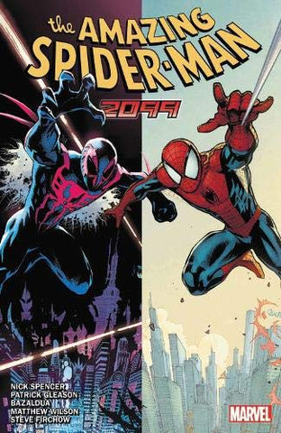 Amazing Spider-man By Nick Spencer Vol 07 - 2099 Tpb