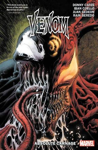 VENOM BY DONNY CATES VOL 3 - ABSOLUTE CARNAGE TPB