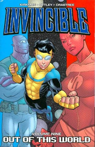 Invincible Vol 09 : Out of This World Tpb