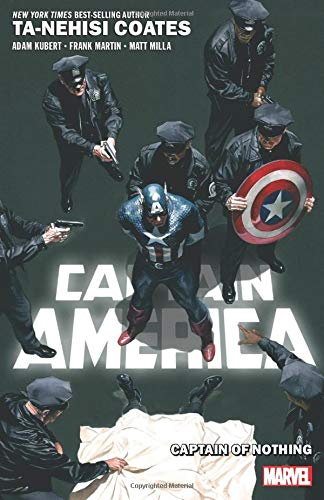 CAPTAIN AMERICA VOL 2 - CAPTAIN OF NOTHING TPB