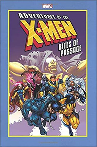 ADVENTURES OF THE X-MEN - RITES OF PASSAGE TPB