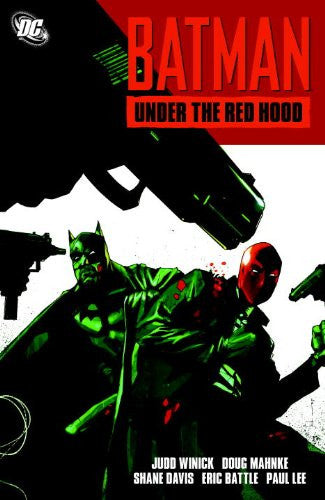 Batman : Under the Red Hood Tpb