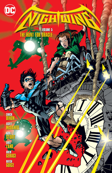 Nightwing Vol 5 : The Hunt For Oracle Tpb