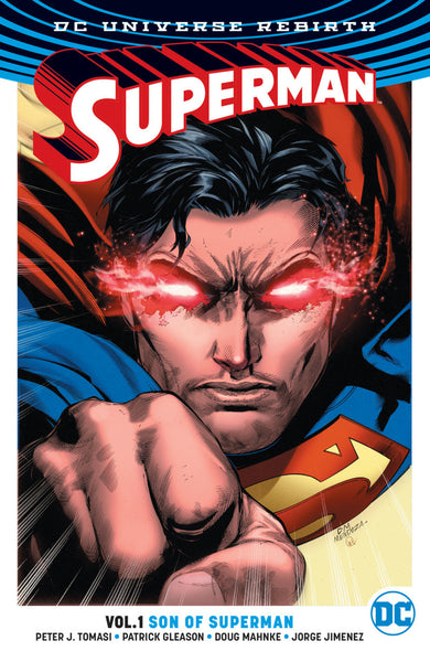 Superman Vol 01 : Son of Superman (Rebirth) Tpb