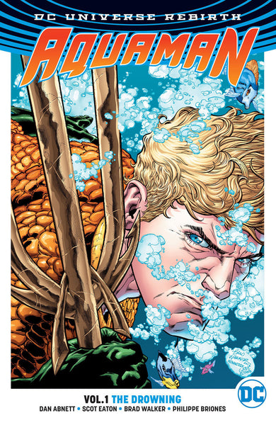 Aquaman Vol 01 : The Drowning (Rebirth) Tpb