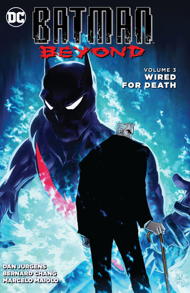 Batman Beyond Vol 3 : Wired For Death Tpb