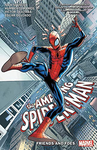 Amazing Spider-man By Nick Spencer Vol 02 - Friends and Foes Tpb