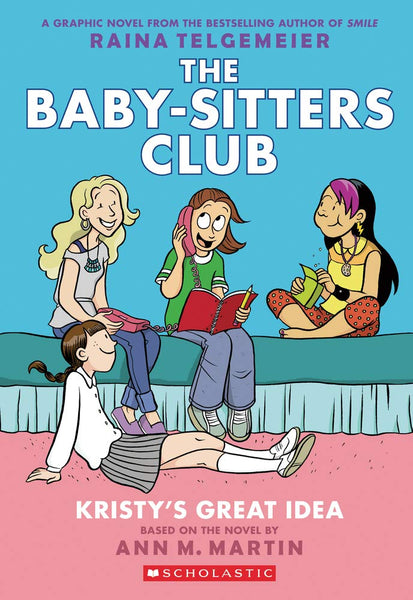 The Baby-Sitters Club - Kristy's Great Idea Tpb