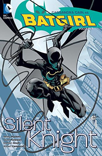 Batgirl Vol 01 : Silent Knight Tpb