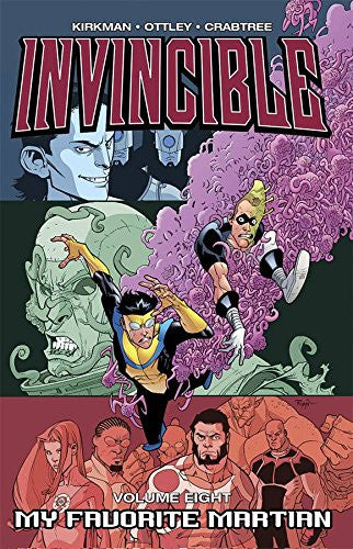 Invincible Vol 08 : My Favorite Martian Tpb