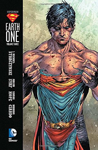 Superman - Earth One Vol 3 HC