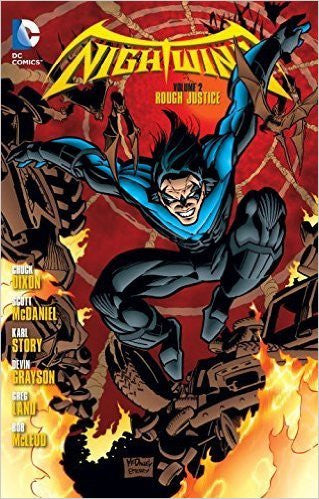 Nightwing Vol 2 : Rough Justice Tpb