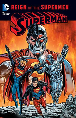 Superman - Reign of the Supermen Tpb