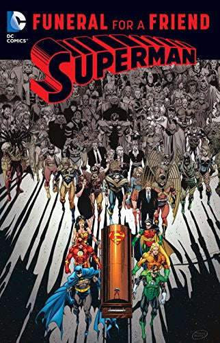 Superman - Funeral for a Friend Tpb