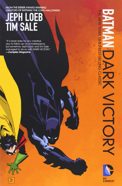 Batman : Dark Victory Tpb